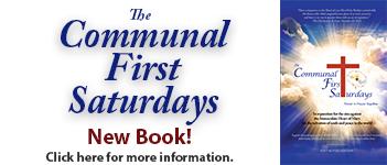Communal First Saturdays new book